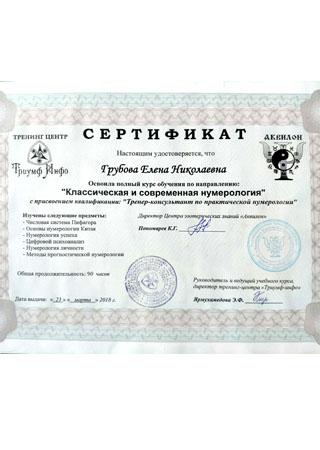 Елена Грубова - 16